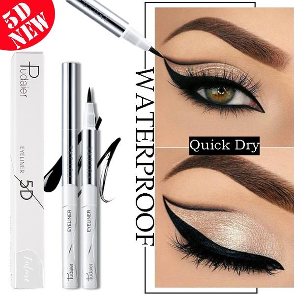 blackeyeliner, Makeup, longlastingeyeliner, Beauty