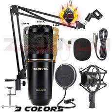 Microphone, Equipment, condensermicrophone, Kit