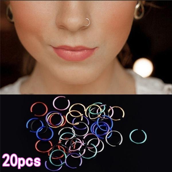 Hoop Earring, piercingjewelry, Stud Earring, cartilage earrings