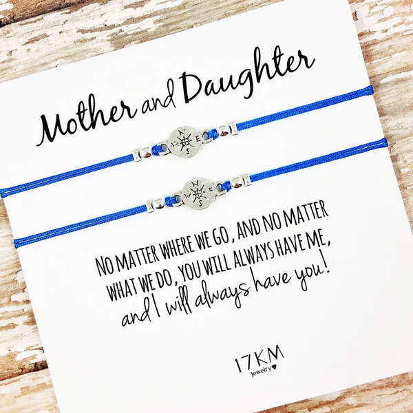 giftcardbracelet, Charm Bracelet, motheranddaughterlovecard, Love