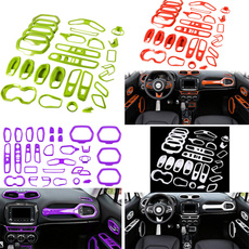 interioraccessorie, Auto Parts, Jeep, casesampcover