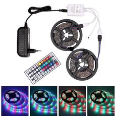 Remote, 3528ledlight, lights, rgbstriplight