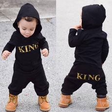 Ropa, King, hooded, printed