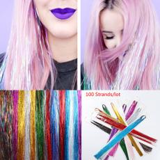 hairdecoration, rainbow, hairbling, hairglitter
