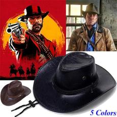 Fashion, Cosplay, Cowboy, leather