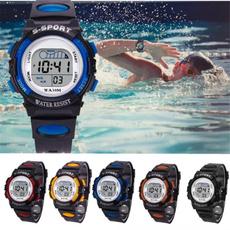LED Watch, digitalwatche, silicone watch, Waterproof