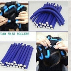 curling hair, Fashion, Beauty, Hair Rollers