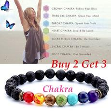 Stone, Yoga, Jewelry, Bracelet