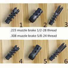 223muzzlebrake, flashhider, muzzlebrake, 308muzzlebrake