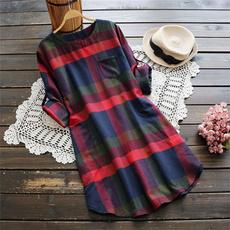 Fashion, Cotton T Shirt, Long Sleeve, Women Blouse
