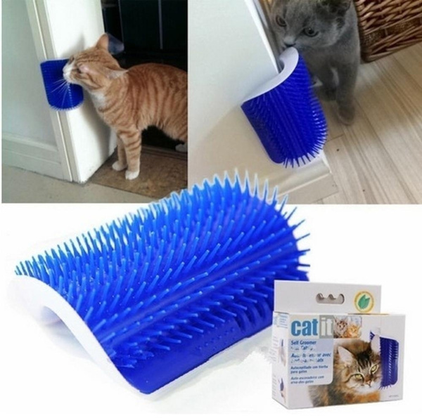 catmassagebrush, Combs, petcomb, catscratchinghairbrush