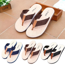 casual shoes, Summer, Flip Flops, flatslipper
