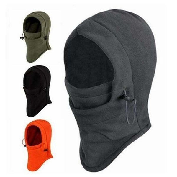 Fleece, Winter, skimask, Masks