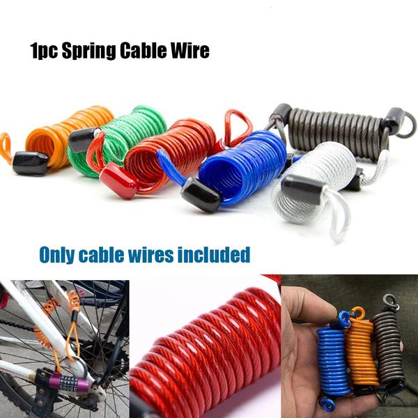 Accessories Anti-theft rope Spring Cable locks Alarm Disc lock Disc Brake Bag
