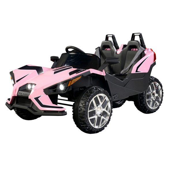 Uenjoy Kids Ride on Cars 12V Electric Motorized Vehicles Large Truck with  Remote Control 2 Speed