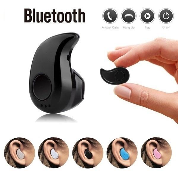 Headset, Microphone, Ear Bud, Bluetooth