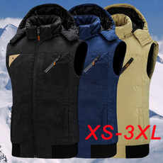 Stand Collar, giacca, Fashion, Men's vest