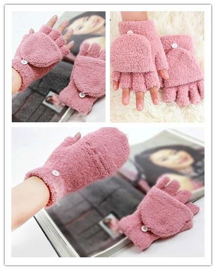fingerlessglove, wristwarmer, Fleece, fashionglove