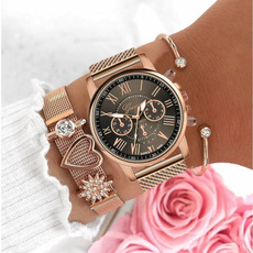 Elegant, genevawatch, Fashion, meshbeltwatch