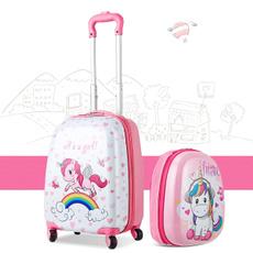 trolleycase, School, rollingsuitcase, luggageampbag