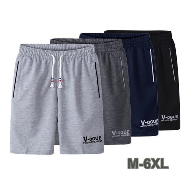 runningclothesmen, Summer, Plus Size, jerseyshort