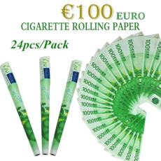 euro100bill, smokingtool, propmoney, Herb