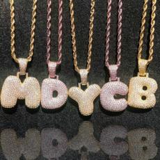 mensfashionjewelry, Cubic Zirconia, streetstylenecklace, Jewelry