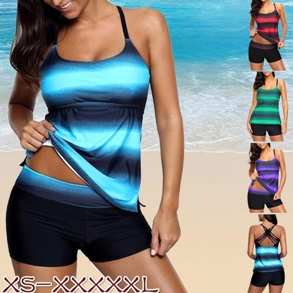 bathing suit, Plus Size, bikini set, two piece bathing suit