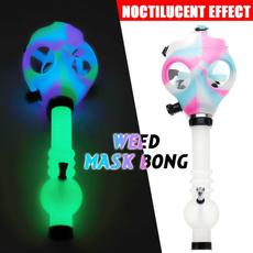bong, smokingpipemask, hookahmask, Masks