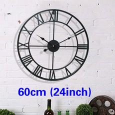 ironclock, Outdoor, Garden, Clock