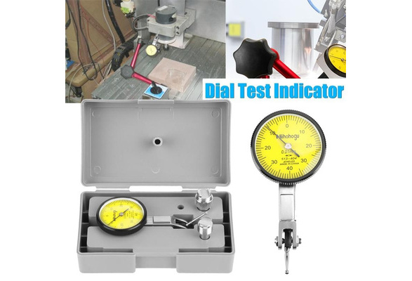 Professional Lever Dial Test Indicator Meter Precision 0.01mm Gage