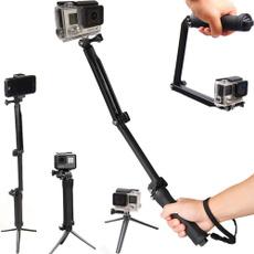 gopromount, cameratripod, selfiestick, foldabletripod