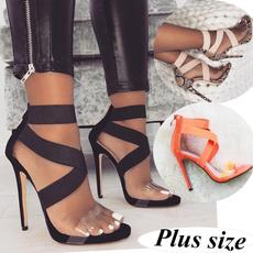 Summer, Sexy Heels, Women Sandals, Pump