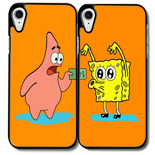 iPhone 6S Plus Spongebob Case