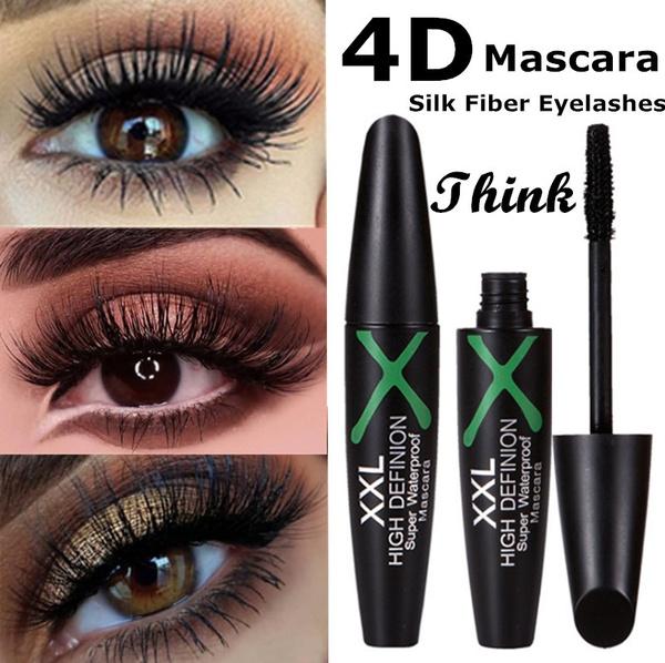 eyelashmascara, 4dmascara, waterproofmascara, blackmascara