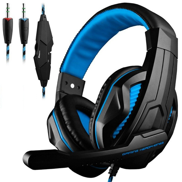 Pro Fortnite Game Headset W Mic Volume Control Gaming Headphone For Ps4 Xbox One Nintend Switch