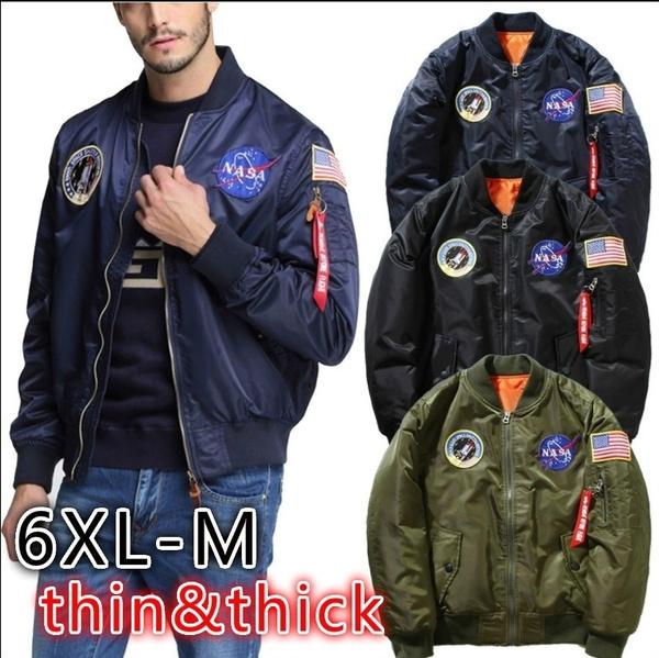 flightjacket, Casual Jackets, Fashion, Coat