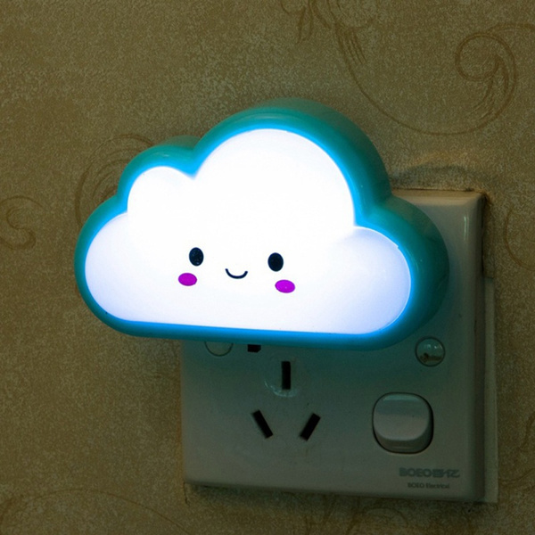 cloudnightlight, Night Light, Led Lighting, lights