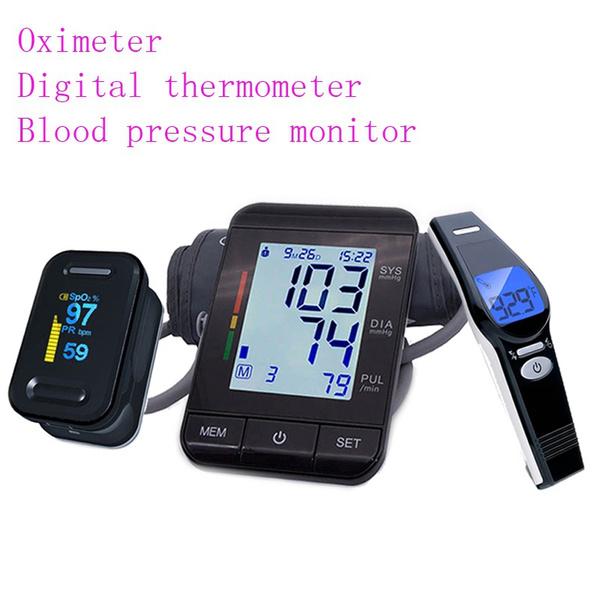 oximetrodededo, Heart, thermometersbaby, oximetro