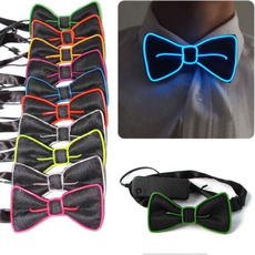 light up, party, led, Necktie