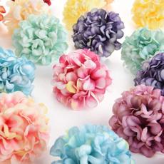 decoration, Head, Flowers, peony