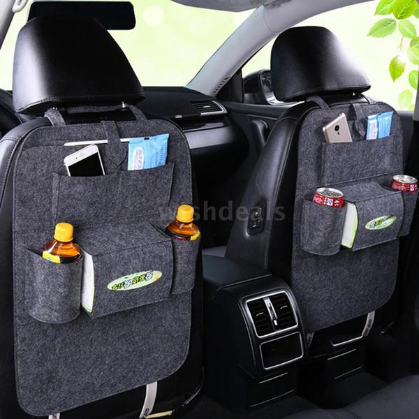 New Multifunction Organizer Storage Box Holder Pocket Car Accessories
