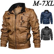 motorcyclejacket, Fashion, Coat, Spring/Autumn
