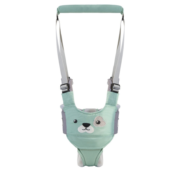 Teach Baby to Walk Moonwalker Belt Walker Assistant is fully Adjustable Harness