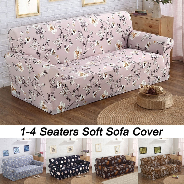 Prime Mladen High Elastic 1 2 3 4 Seats Slipcovers Sofa Cover L Shape Recliner Protector Couch Cushion Spandex Stretch Elastic Soft Furniture Cover Set Home Pabps2019 Chair Design Images Pabps2019Com