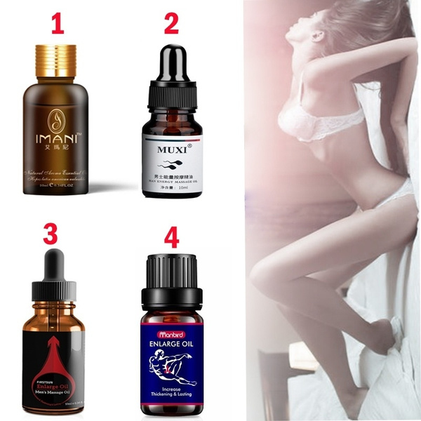 Combination Enlarge Oils Permanent Thickening Growth Pills Increase Big  Dick Liquid Oil Cream for Men Health Care
