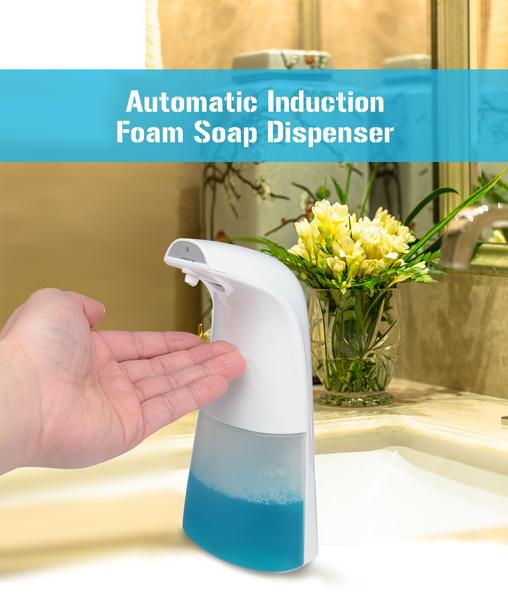 automaticinduction, Bathroom, foamsoapdispenser, bathroomproduct