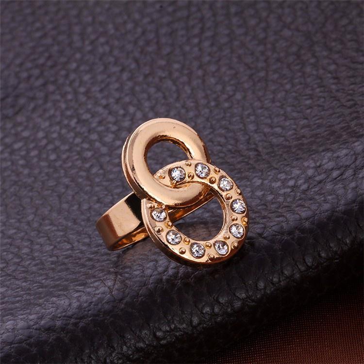 Autre 4pcs Set Necklace Earrings Bracelet Ring Jewelry 224