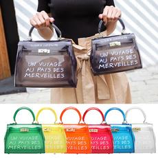 beachbag, jellybag, Fashion, Capacity