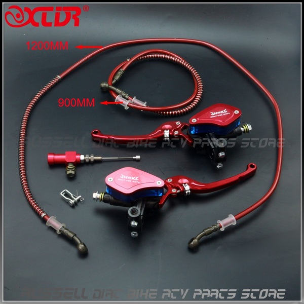 1200mm Hydraulic Clutch Lever Master Cylinder 125-250cc Dirt Pit Bike Motorcycle